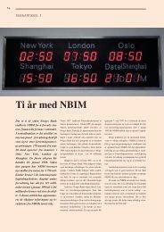 PDF versjon av artikkelen - NBIM