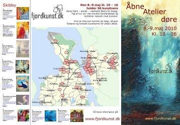 Download kunstfolder 2010 her - Fjordkunst