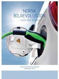 Norsk bilrevolusjoN - Volvo