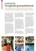 Gymnastikåret i glimt - Danmarks Gymnastik Forbund - Page 6