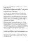 NOTAT Forslag til Listeændringer i dels ... - Borger.dk - Page 2