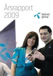 Årsrapport 2009, 4.69 MB - Telenor