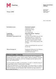 Tilsynsrapport Lionslund 07-01-2008.pdf - Den Sociale Virksomhed