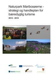 strategi og handleplan for bæredygtig turisme - Naturpark ...