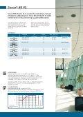 Sonar® dB sortimentet - Produkter - Rockfon - Page 6