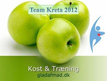 Download kost og træning foredrag - Anders - Gladafmad.dk
