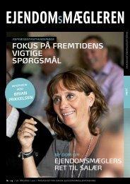 DE KuRSER 2011 - Dansk Ejendomsmæglerforening