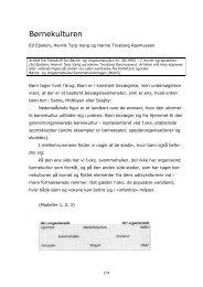 Børnekulturen - BUKS | tidsskrift for børne og ungdomskultur