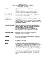 Opdaterede ordensregler – marts 2013 - Gustav Adolfs Gade 10