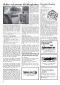 nytt fra mjøndalen menighet - Menighetsbladet - Page 6