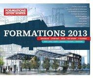 Catalogue Formations 2013 - Formation - Le Moniteur