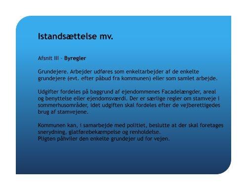 Microsoft PowerPoint - Veje i sommerhusomr\345der rev.pptx - GGGF