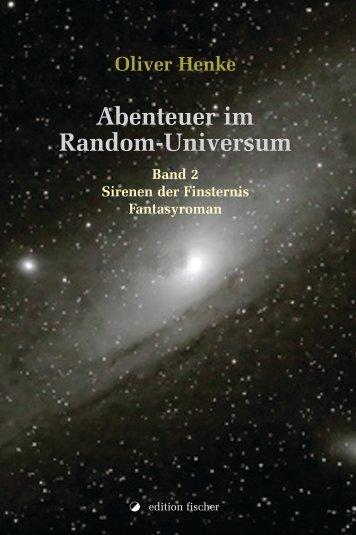 Abenteuer im Random-Universum - R. G. Fischer Verlag
