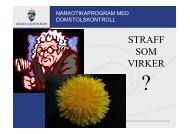 STRAFF SOM VIRKER