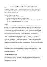 Kritikkens mulighedsbetingelser hos Agamben og Bauman