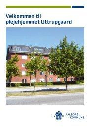 Velkommen til plejehjemmet Uttrupgaard - Aalborg Kommune