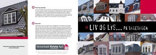 Liv og lys… på tagetagen - Kviste Kompagniet Vesterbæk