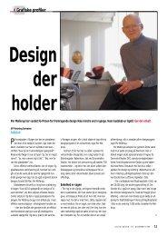Design der holder - Flemming Sørensen