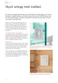 Elegant trådløs lysstyring for økt komfort og strømsparing - Elko AS - Page 6