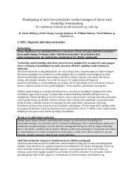 Planlægning af aktivitetsværksteder i undervisningen af ... - Inerisaavik