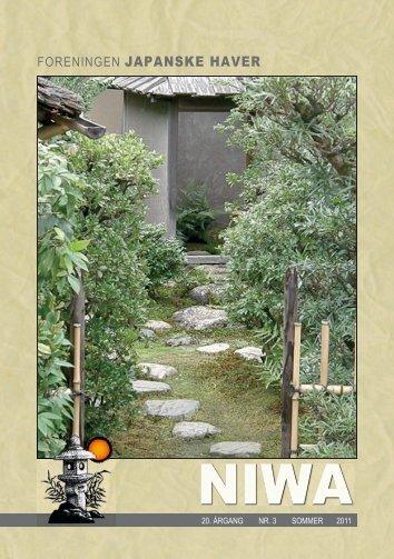 Formandens sider - Foreningen Japanske Haver
