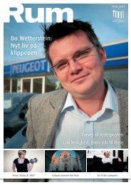 Bo Wetterstein: Nyt liv på klippeøen - HK