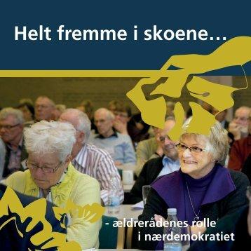 Helt fremme i skoene… - Danske Ældreråd