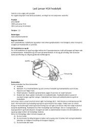 Led Lenser H14 hodelykt - ABC Fritid
