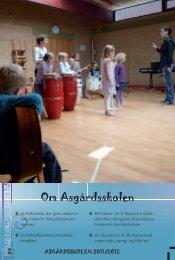 Kort og godt om Asgårdsskolen 2011-12