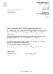 Oprettelse af brev - Copyright Kommunedata