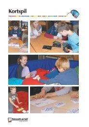 MatematikpåSpil-Kortspil - Tilst Skole