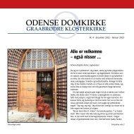 Kirkebladet december 2012 - ferbruar 2013 - Odense Domkirke