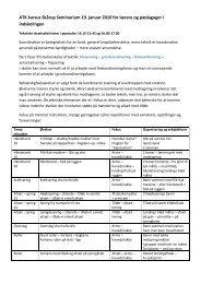 Program 1 Teknisk - svendborgelite