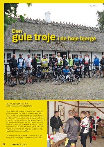 Side 28 - Fyns Politi cykler Fyn rundt