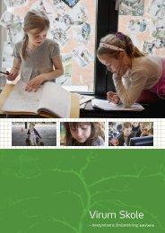 VIRUM_Aarsberetning_2011-2012 - Virum skole