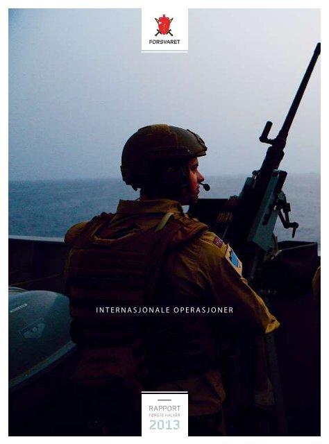 Forsvarets internasjonale operasjoner