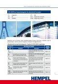 Brosjyren Hvordan velge riktig malingssystem - ISO - Hempel - Page 7