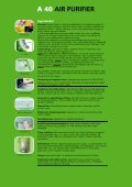A 40 AIR PURIFIER - Page 2