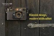 Test Leica M9