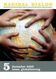 radikal dialog - Radikale.net