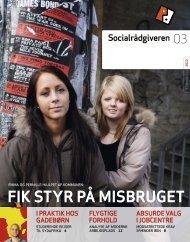 Socialrådgiveren nr. 3-2012 - Dansk Socialrådgiverforening