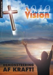 pv58 Scand - David Hathaway / Prophetic Vision / Eurovision