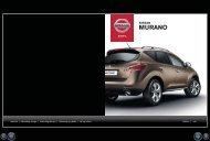 Brochure - Nissan
