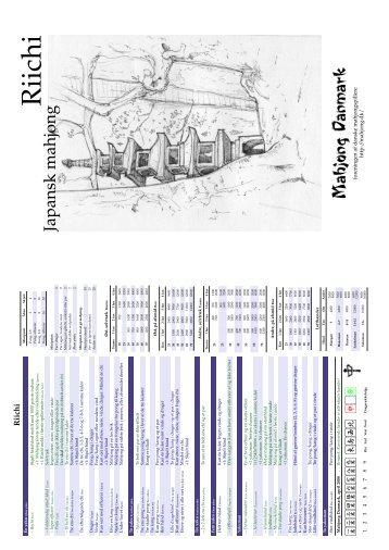 Regler som A5 pdf - Mahjong Danmark