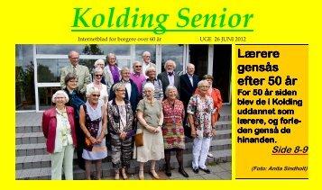 Uge 26 - Kolding Senior