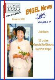 Page 1 Page 2 Vorwort 25 Jahre Geberit- Engel Technmschuss tagt ...