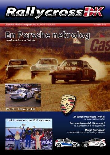 En Porsche nekrolog - RallycrossDK