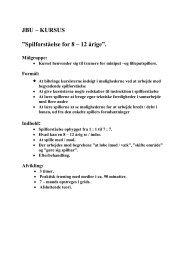 Udførlig kursusbeskrivelse (pdf-dokument 200 kb) - Vores hobby