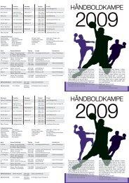 Håndboldkampe Håndboldkampe - Nustrup