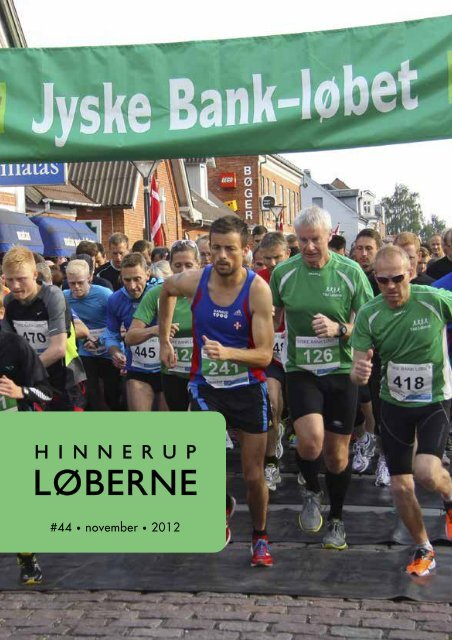 Blad 44/november 2012 - Hinnerup Løberne
